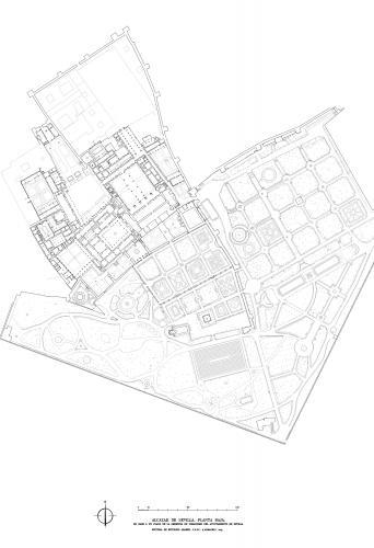 Alcázar de Sevilla - Planta baja