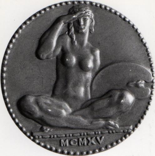Medalla homenaje a Alejandro Ferrant