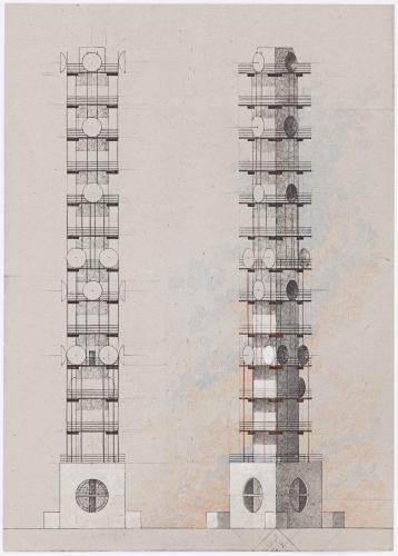 Propuesta de Torre de Enlace para la Compañía Telefónica en la Periferia Sur de Madrid