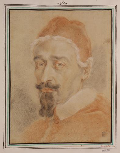 Retrato del Papa Alejandro VII