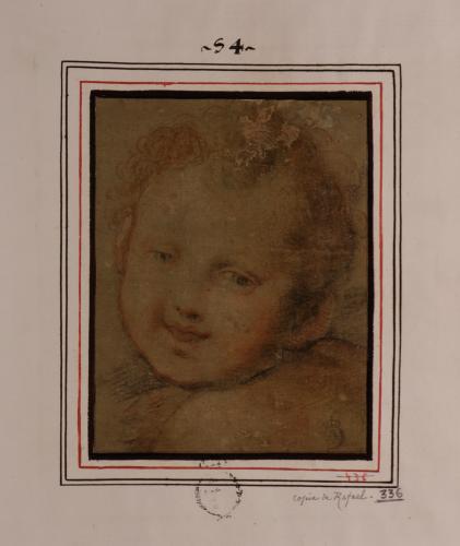 Cabeza de niño