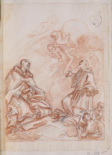 Estudio de San Francisco de Sales y Santo Tomás de Villanueva