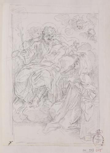 Estudio de la aparición de San José a Santa Teresa