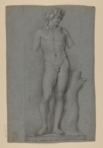 Estudio de escultura de Dionisio