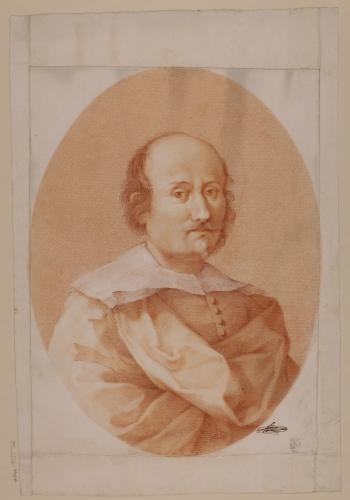 Retrato de Giovanni Lanfranco