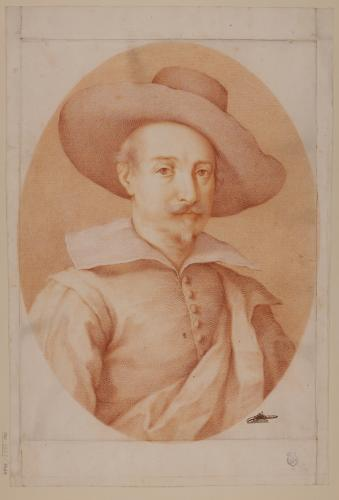 Retrato de Guido Reni