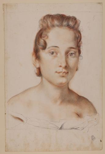 Retrato femenino (Faustina Gommi?)
