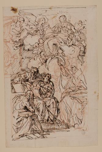 Estudio de la Inmaculada y los Padres de la Iglesia