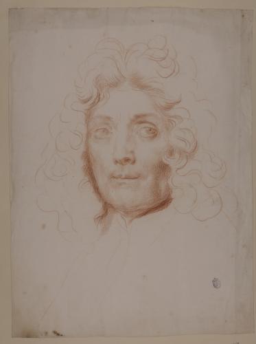 Autorretrato de Carlo Maratti