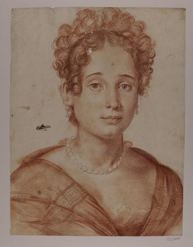 Retrato Faustina Maratti