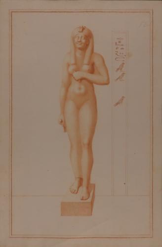 Estudio de escultura de Drusila Arsione