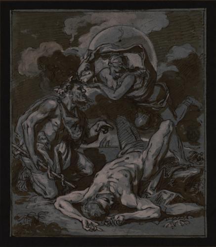 Estudio de la muerte (y resurrección) de Hipólito