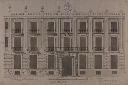 Proyecto de reforma de la fachada de la Academia