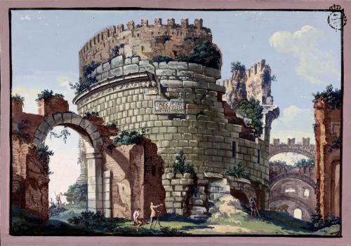 Mausoleo de Cecilia Metella