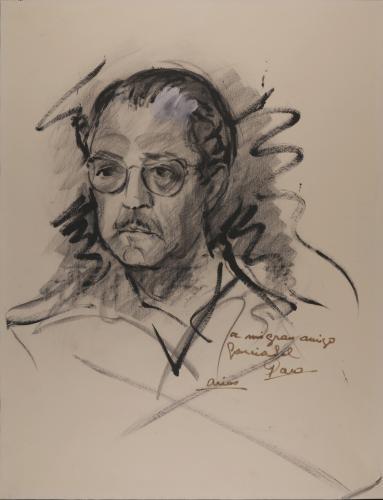 Retrato de Ramón de Garciasol