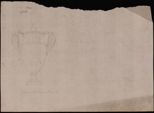Vaso del Museo Pío Clementino