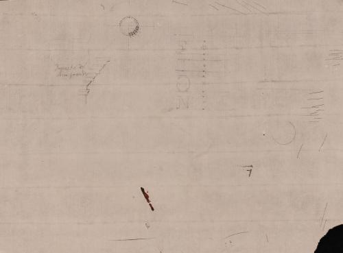 Apuntes del Pórtico de Octavia [y de Livia] en Roma (9)