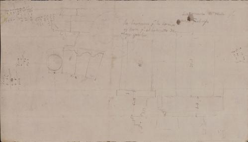 Medidas del Templo de Vesta en Tivoli (4)