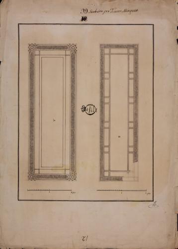 Laudas sepulcrales con inscripción árabe