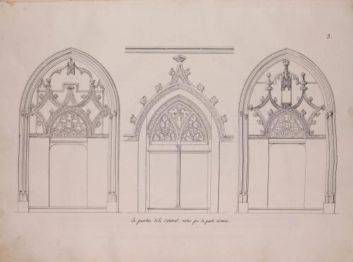 Puertas de la catedral de Oviedo