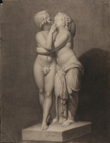 Estudio de Eros y Psique