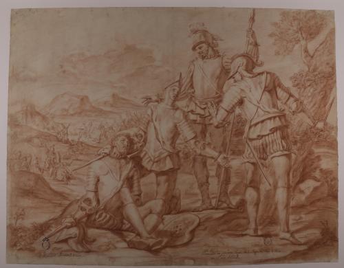 Estudio de Julio Mansueto herido por su hijo en Cremona