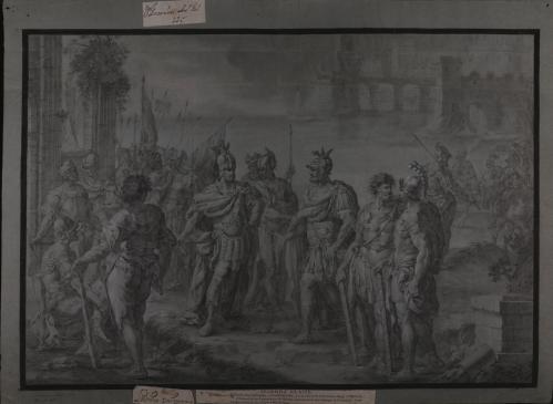Estudio de Suintila expulsa a los bizantinos
