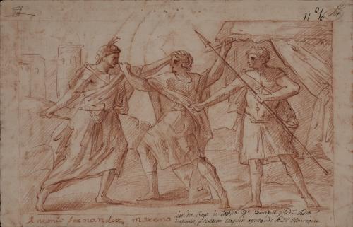 Estudio de la lucha de los reyes de Castilla Pedro I el cruel y Enrique II ayudado por Beltrán Claquin