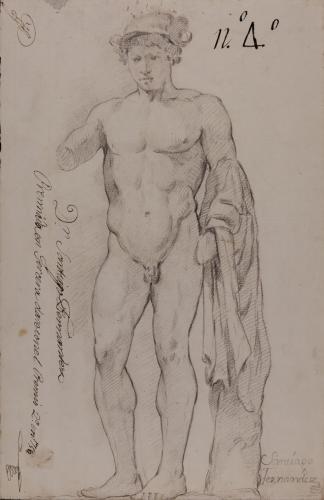 Estudio del Hermes Ludovisi
