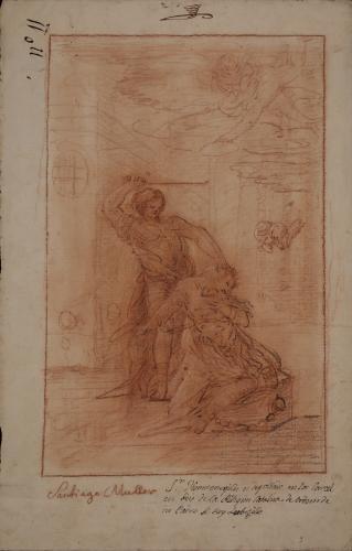 Estudio del martirio de San Hermenegildo