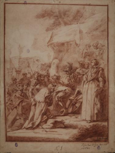 Estudio de la abdicación de Bermudo I, rey de Asturias, en Alfonso II el Casto