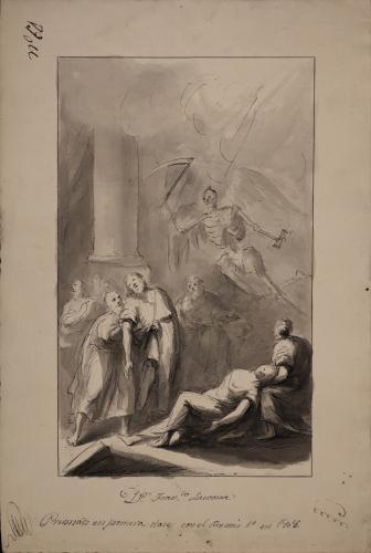 Estudio de la muerte de Ananías y Safira