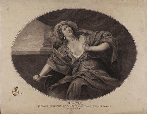 Estudio de Lucrecia