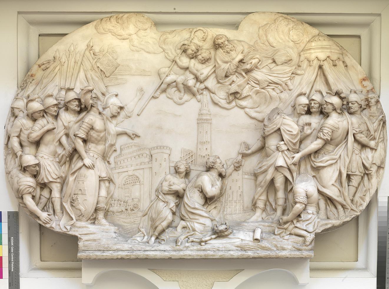 Iconografia del Rey San Fernando en la pintura de Sevilla