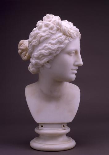 Cabeza de la Venus de Medici (copia)