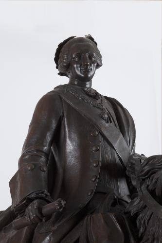 Retrato ecuestre de Carlos III