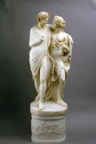 Baco y Ariadna