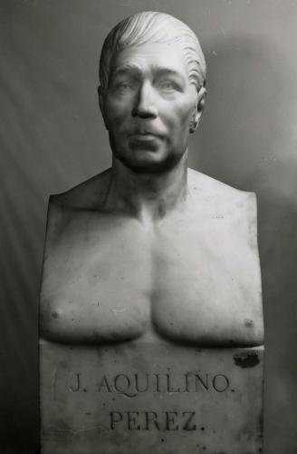 Retrato de Julián Aquilino Pérez de Urizarna