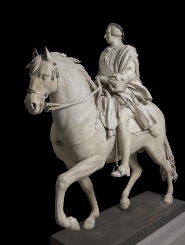 Carlos III a caballo
