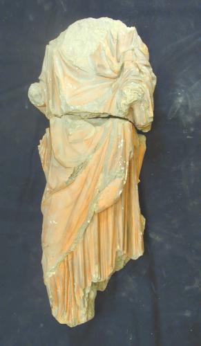 Fragmentos de dama (Flora Capitolina)