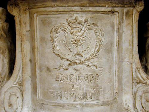 Boceto de monumento a Manuel Cortina