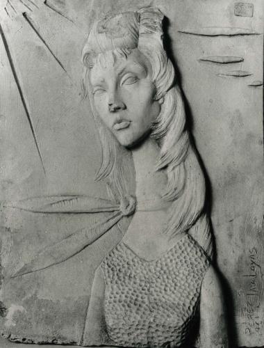Boceto para una escena de la vida de Toulouse Lautrec