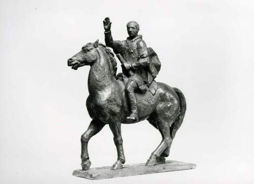 Boceto de monumento al general Franco