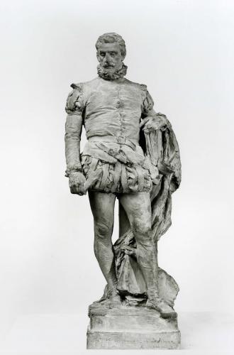 ¿Miguel de Cervantes?