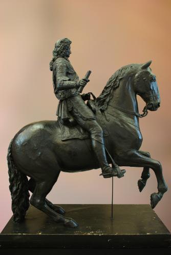 Felipe V a caballo
