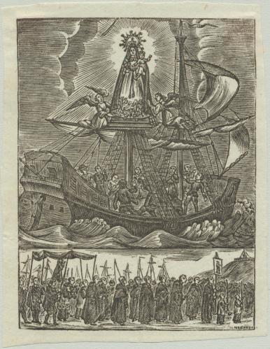 [Virgen del Carmen o de los Navegantes]