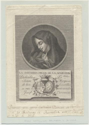 Virgen de la Aflicción