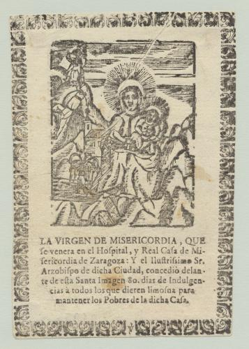 Virgen de [la] Misericordia