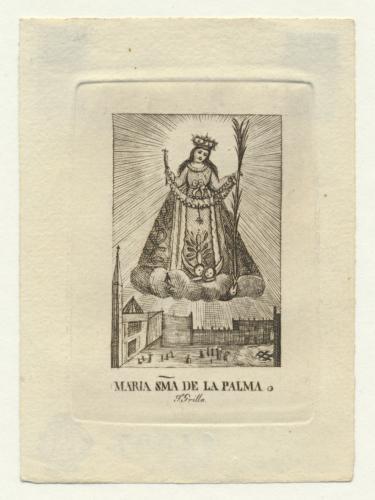 María Sma de la Palma