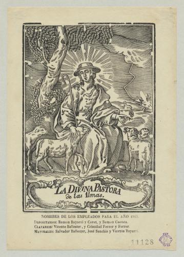 La Divina Pastora de las Almas